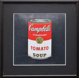 WARHOL Andy (1928-1987): Campbell s Tomato soup.